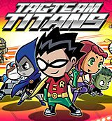 Teen Titans. Tag Team Titans