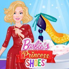 Barbie's Princess Shoes