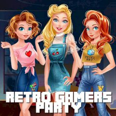 Retro Gamers Party