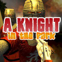 A Knight in the Park