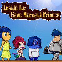 Inside out Save Mermaid Princes