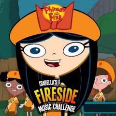 Isabella's Fireside Music Challenge