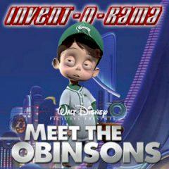Meet the Robinsons Invent-O-Rama