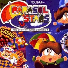 Parasol Stars: The Story of Bubble Bobble III