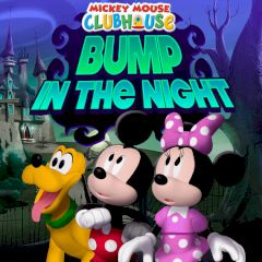 Mickey Mouse Clubhouse Bump in the Night