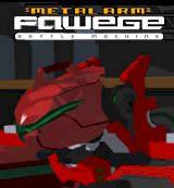 Metal Arm Fawerage Battle Machine