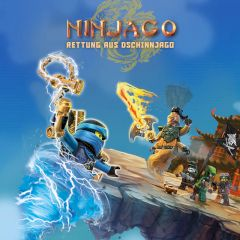 LEGO Ninjago Escape from Djinjago