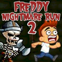 Freddy Nightmare Run 2