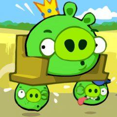 Angry Birds Bad Piggies HD 2015