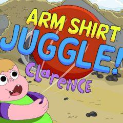 Clarence Arm Shirt Juggle