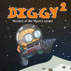 Diggy 2 Mystery of the Moon's Center