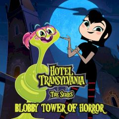 Hotel Transylvania Blobby Tower of Horror