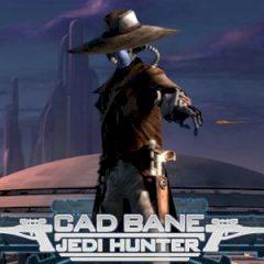 Cad Bane: Jedi Hunter