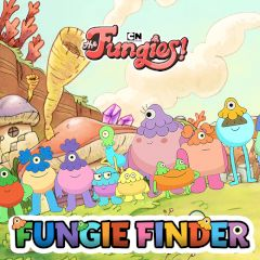 The Fungies! Fungie Finder