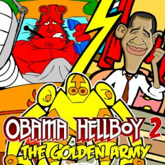 Obama Hellboy 2: The Golden Army