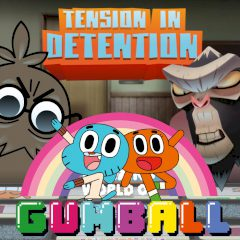 Gumball Tension in Detention