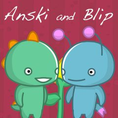 Anski and Blip