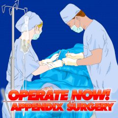 Operate Now! Appendix Surgery