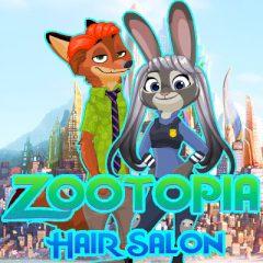 Zootopia Hair Salon