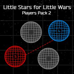 Little Stars for Little Wars. Players Pack 2