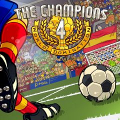 The Champions 4 - World Domination