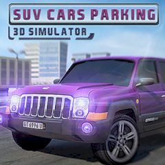 SUV Cars Parking 3D Simulator