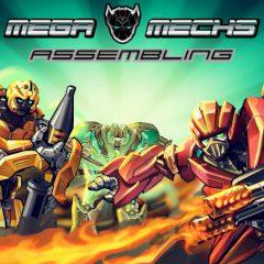Mega Mechs Assembling
