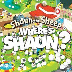 Shaun the Sheep Where's Shaun?