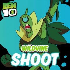 Ben 10 Wildvine Shoot