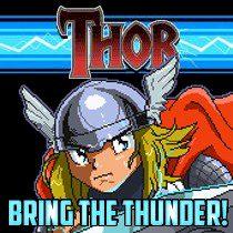 Thor Bring the Thunder!