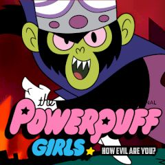 The Powerpuff Girls How Evil are You?