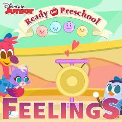 Ready for Preschool Feelings