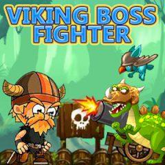 Viking Boss Fighter