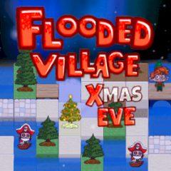 Flooded Village Xmas Eve