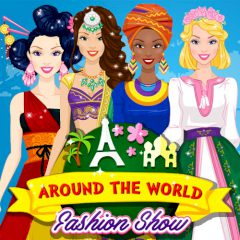 Around the World Fashion Show