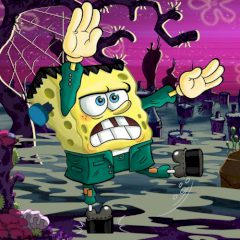 Halloween Horror FrankenBob's Quest