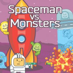 Spaceman vs. Monsters