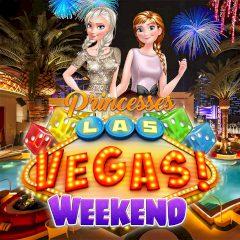 Princesses Las Vegas Weekend