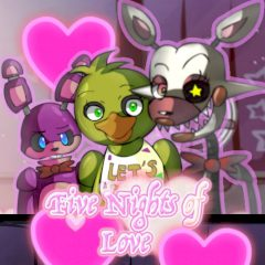 Five Nights of Love Dating Sim