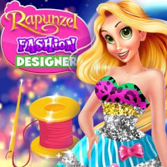Rapunzel Fashion Designer