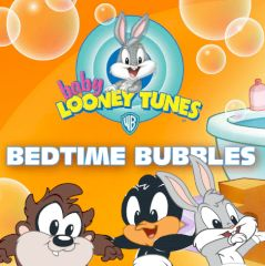 Baby Looney Tunes Bedtime Bubbles