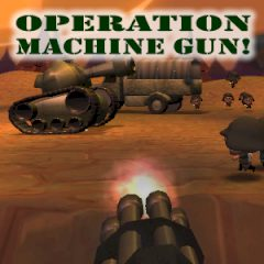 OMG: Operation Machine Gun!