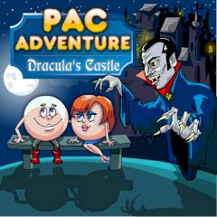 Pac Adventure. Dracula's Castle