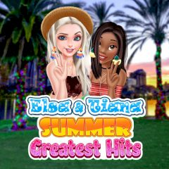 Elsa & Tiana Summer Greatest Hits