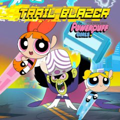 The Powerpuff Girls Trail Blazer