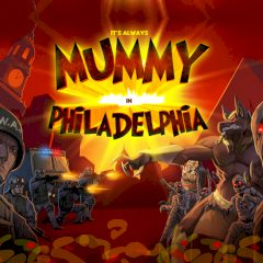 It's always Mummy in Philadelphia