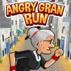 Angry Gran Run Cairo