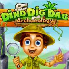 Dino Dig Dag Archaeology