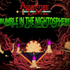 Adventure Time Rumble in the Nightosphere