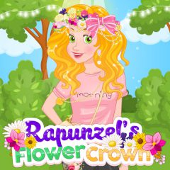 Rapunzel's Flower Crown